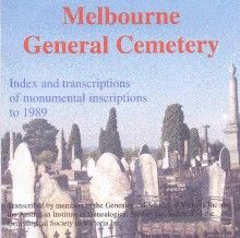 Melbourne General Cemetery