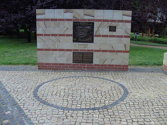 Australians in the Spanish Civil War Memorial, Canberra