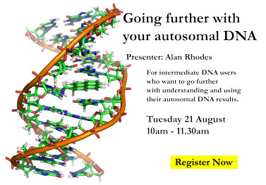 going further with your autosomal DNA