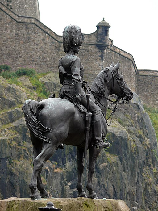 Royal Scots Greys, Edinburgh