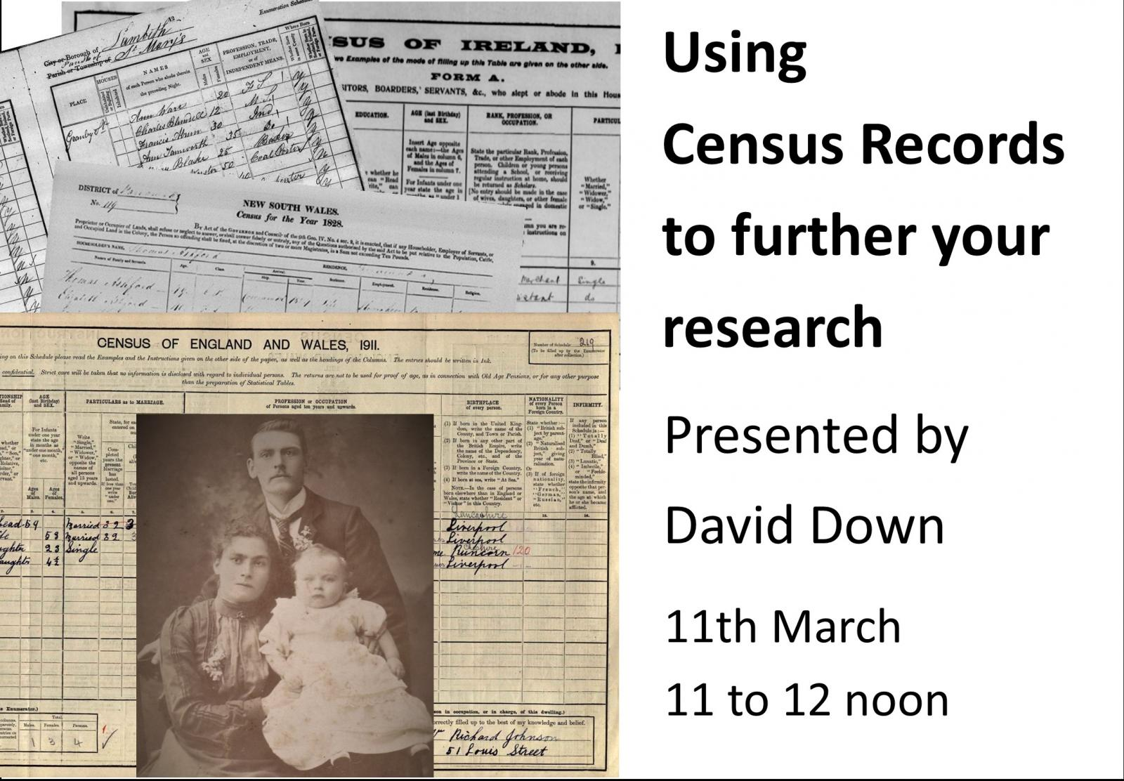 Using Census Records