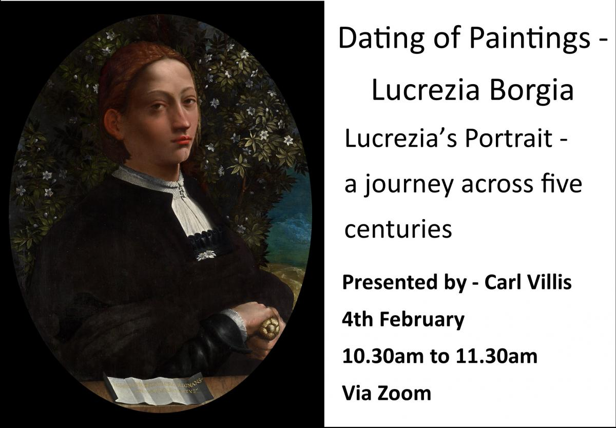 Dating Paintings