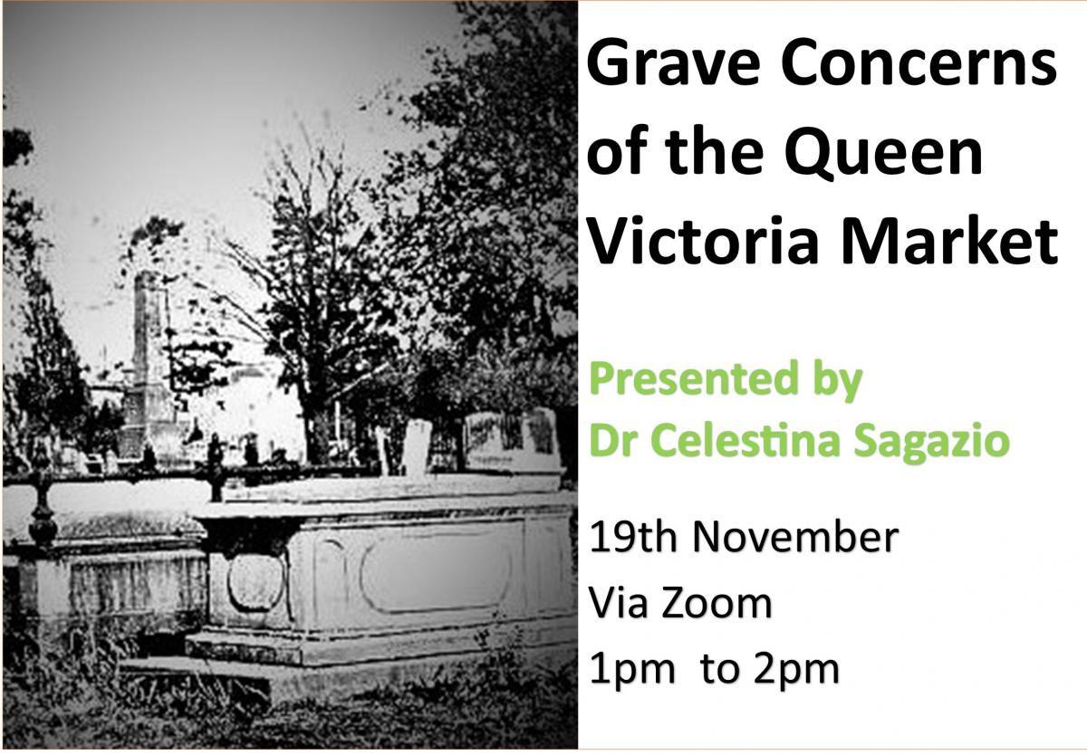 Grave Concerns of the Queen Vic Market