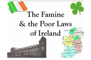 The Family & the Poor Laws of Ireland