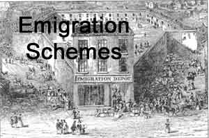 Emigration Schemes
