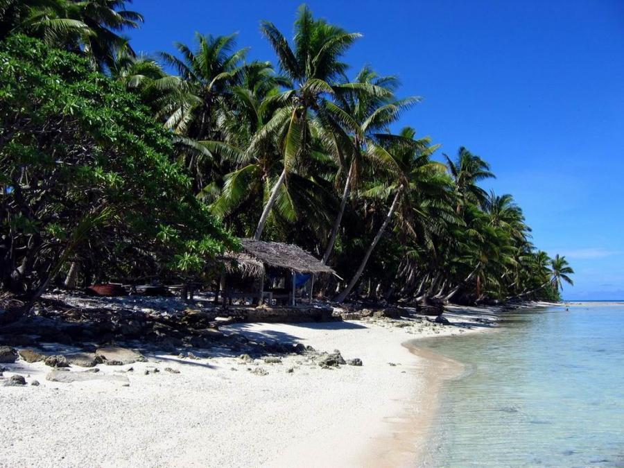 suvarov Atoll, Cook Islands