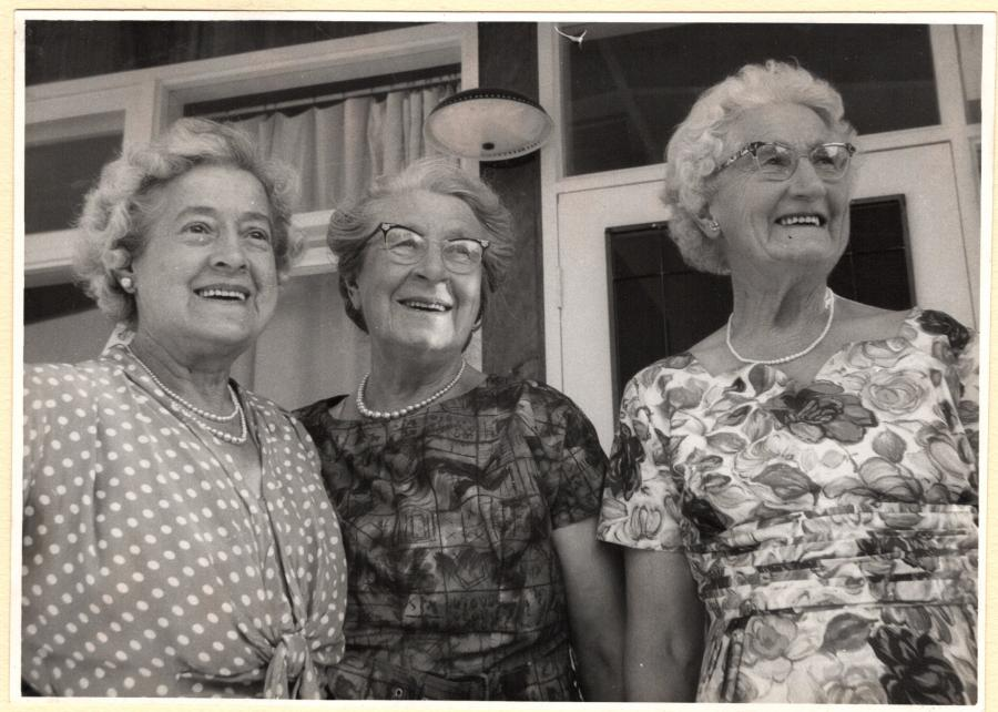 Three sisters whose stories have not been told.