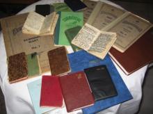 Dad's farm diaries (W.Pfeifer 2015)