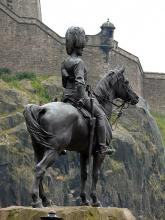 Royal Scots Greys, Edinburgh